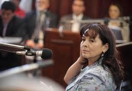 Susana Trimarco denunció a los Alé como secuestradores de su hija Marita Verón.