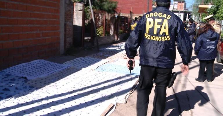 La producción de cocaína creció en los últimos años.