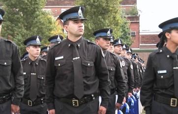Los policías fueron acusados de administración fraudulenta.